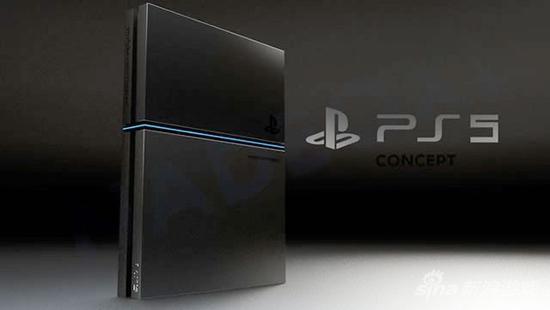 索尼PS5假想图索尼PS5假想图