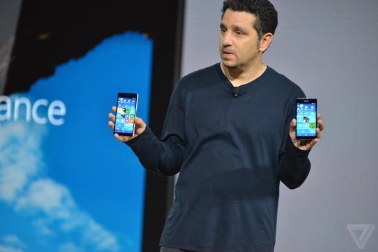 微软推重磅新品:手机与电脑硬件齐更新