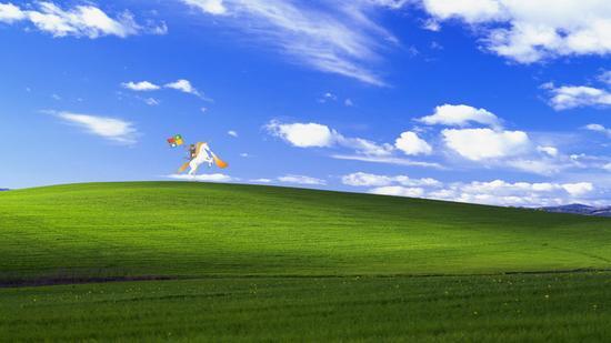"""微软的""""独角兽忍者猫贴纸""""是怎么来的?"""