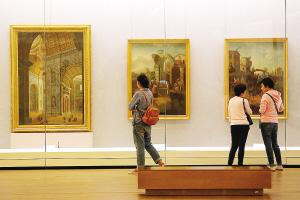 """""""璀璨的欧洲绘画""""吸引观众(图)"""