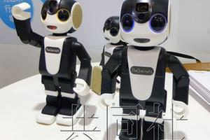 """夏普将推机器人型手机""""RoBoHoN"""" 可走路跳舞"""
