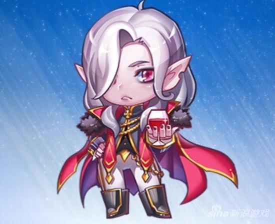 天天酷跑吸血伯爵对魔法少爷 奖池人物对比