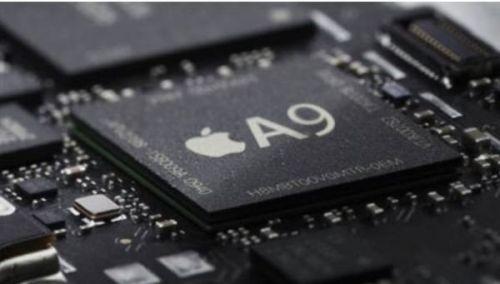 苹果A9芯片