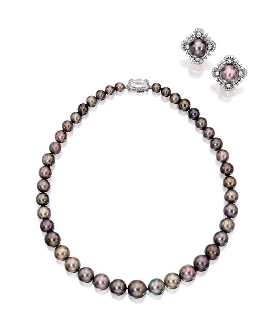 考德雷珍珠项链