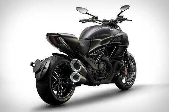 Q Tech Motorcycle