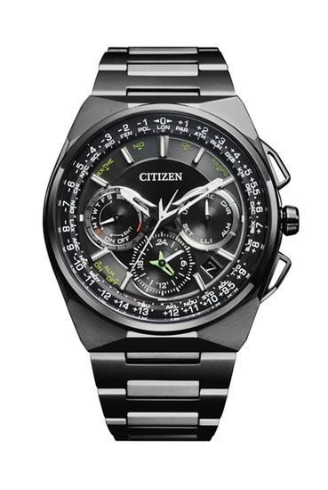 西铁城光动能卫星对时系列F900腕表
