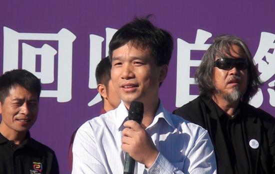 易卫胜(中国文化艺术网总经理)