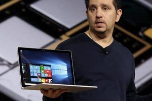 微软Surface Book预订:1499美元起售 无1TB版