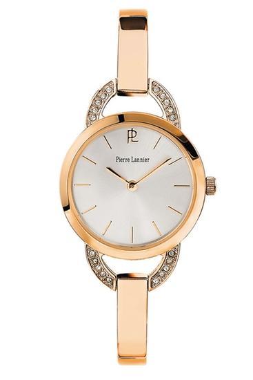 PIERRE LANNIER 037F929腕表 这个品牌的腕表反映着法国人对自由选择的态度:花样纷呈。新品按春夏、秋冬两季与最新时尚潮流同时发布,可谓腕部装饰的时尚指南。