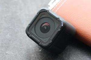全能小方块 GoPro Hero4 Session运动相机试用