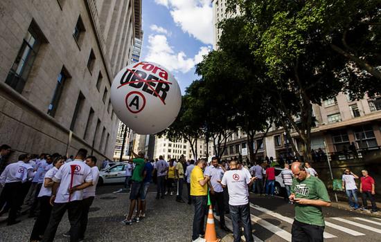 巴西圣保罗给了让Uber合法化的方案 却遭回绝