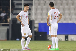 世初赛-吉翔乌龙主攻 国足0-1卡塔尔降至小组第3