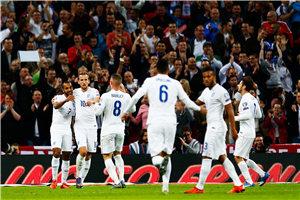 欧预赛-双飞翼进球英格兰2-0胜 瑞士7-0出线