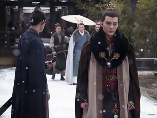 靖王萧景琰与梅长苏之间产生误会间隙