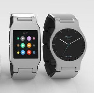 模块化智能手表:可随意添加各种功能