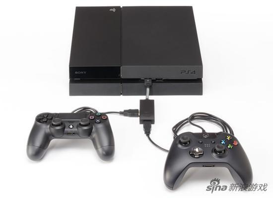 PS4主机配XboxOne手柄?第三方新配件圆你心