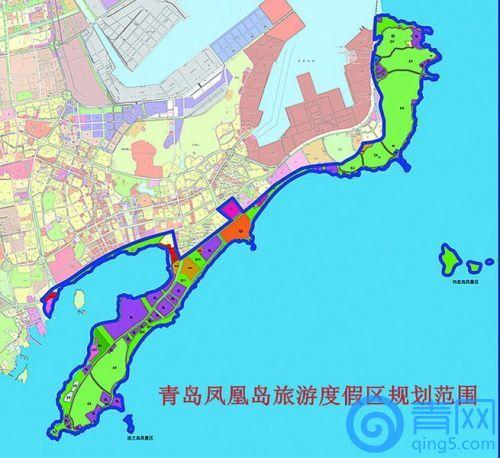 青岛凤凰岛旅游度假区控制性详细规划和城市设计-print
