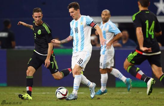阿根廷队不能只靠365bet一个人