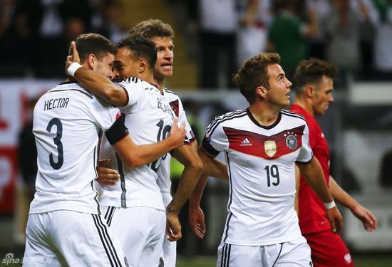 德国有望延续辉煌