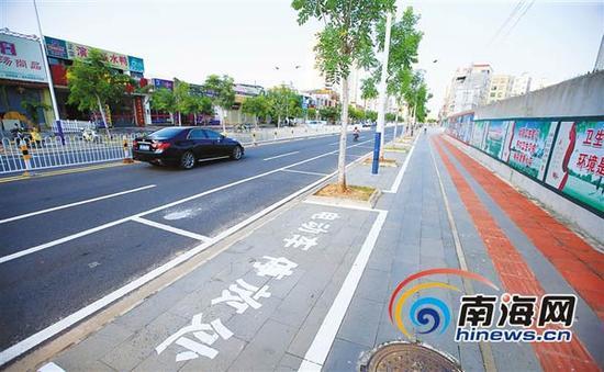 海南日报记者张杰摄
