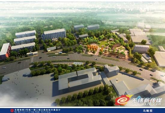 吴桥县大运河规划图