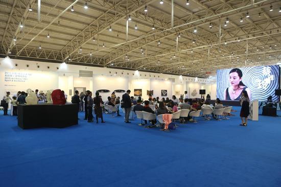 """2015年度""""青年艺术100""""北京启动展暨五周年现场(八)"""