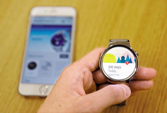 智能手表的功能也越来越强大,可以收集我们日常生活中的种种高清图片