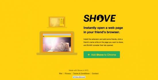 这个Chrome插件能在朋友的浏览器上打开小黄网