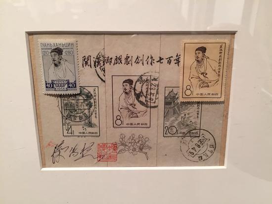 李斛展览作品