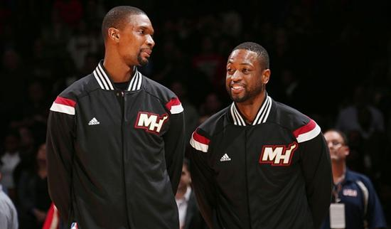 NBA大阅兵之热火 波什居然是最好射手图片