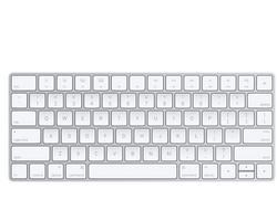 苹果新配件图赏:Magic Keyboard惊艳