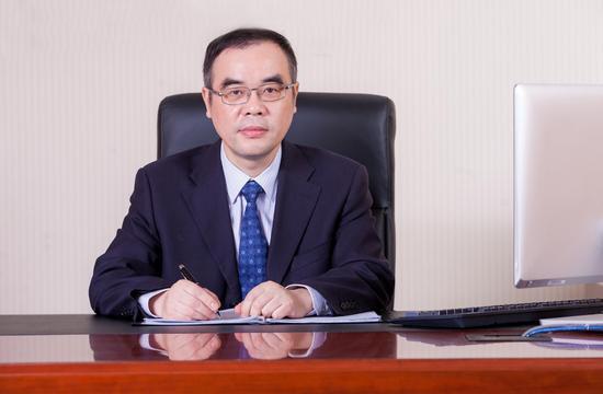 中国银行亚洲真人娱乐平台区分行行长袁龙