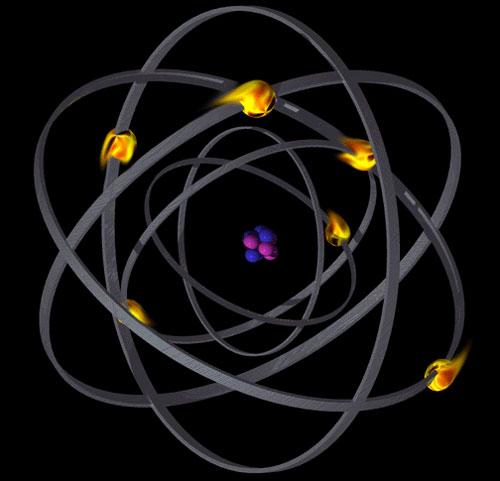 原子(新浪科技配图)
