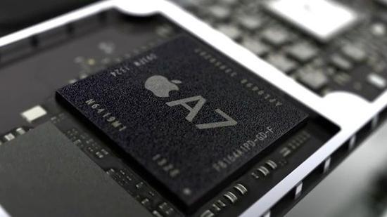 苹果侵权的A7芯片