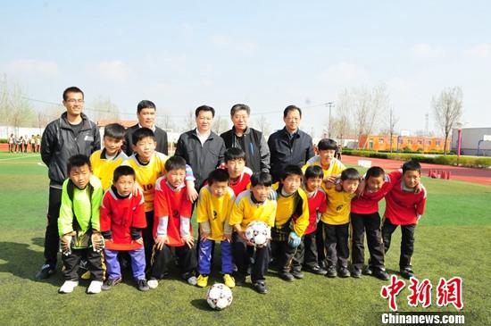 滨州校园足球