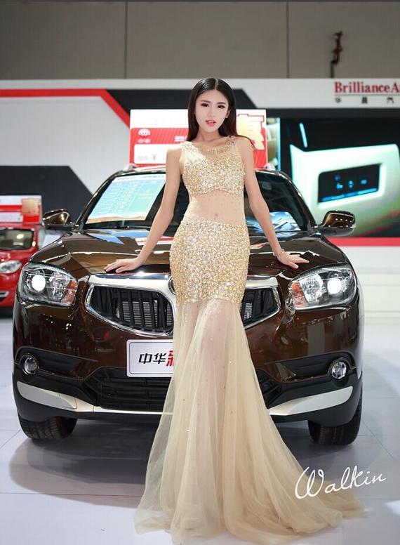 2015郑州国际车展汽车模特大赛正式启动