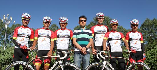 北京伊诺华洲际自行车队