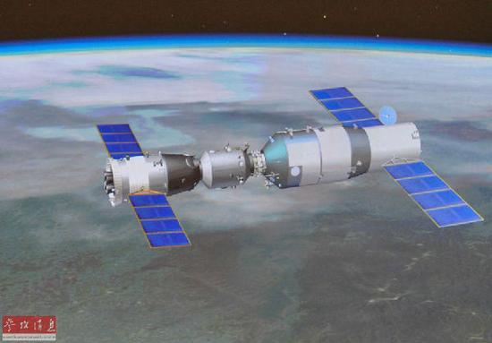 中国航天计划雄心勃勃:空间站2022年全面运行