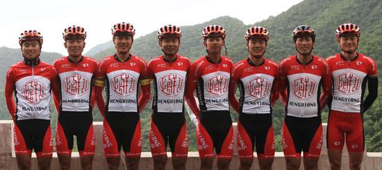 恒翔洲际自行车队