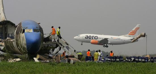报废的飞机都去哪了?