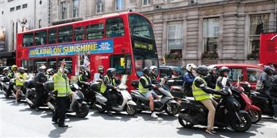公平与效率的对决:Uber在欧洲遇政策阻力