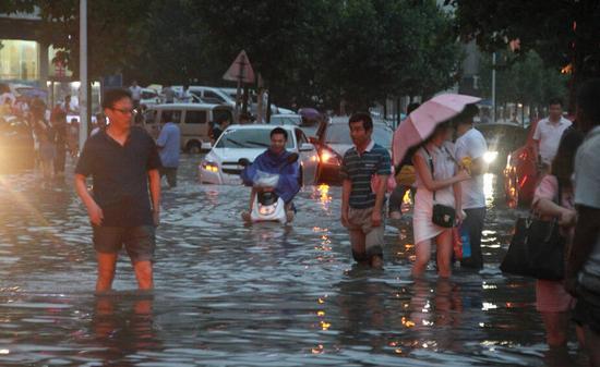 研究称全球变暖给中国内地带来好处