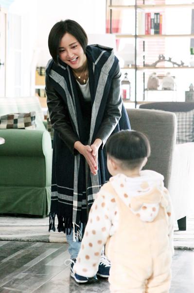 张歆艺饰演律政奶妈