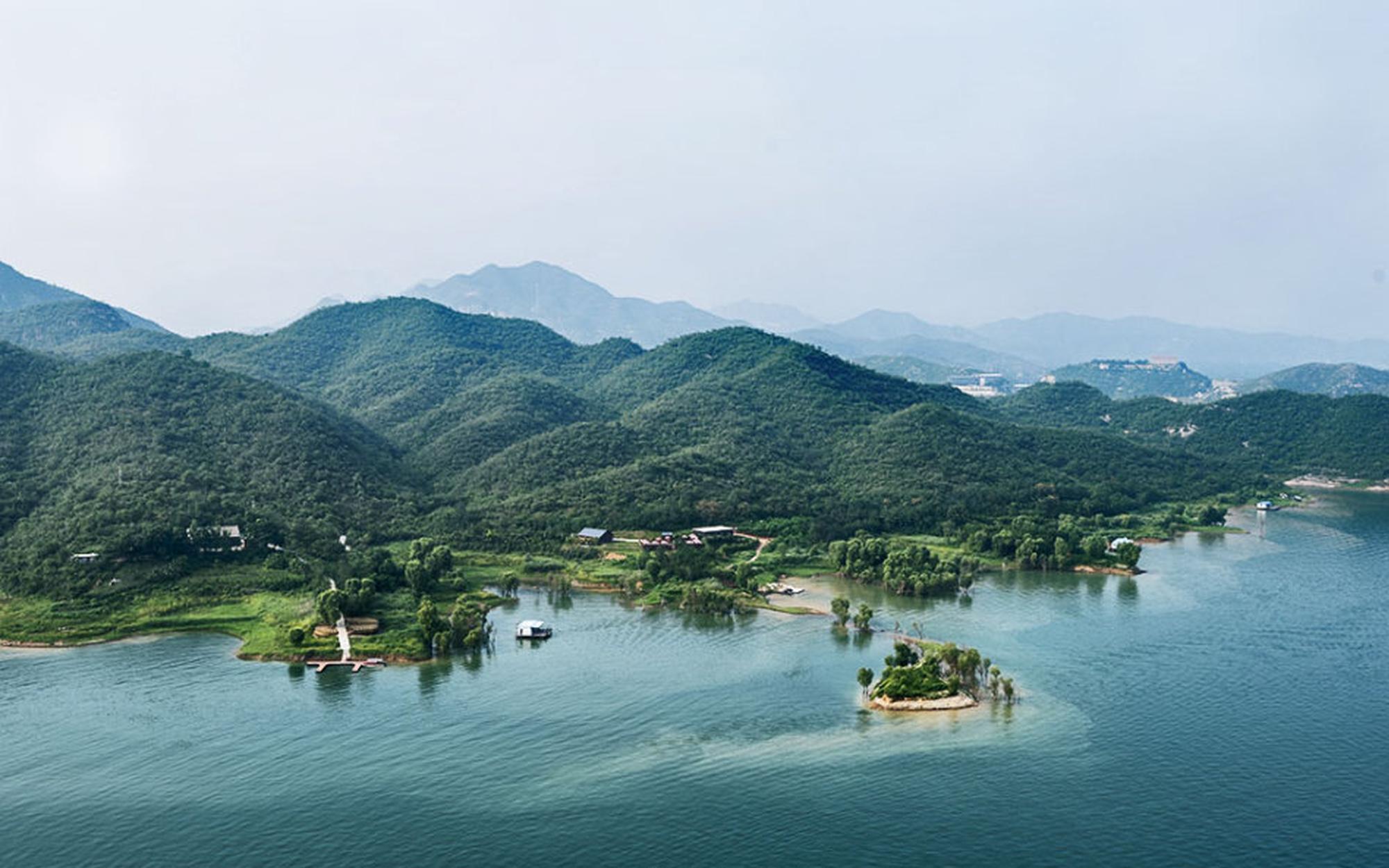 北方小桂林 易水湖