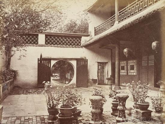 一张广州老照片