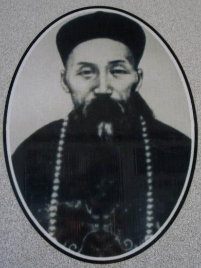 曾国荃(1824-1890)