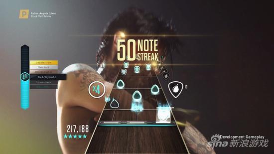 《吉他英雄Live》