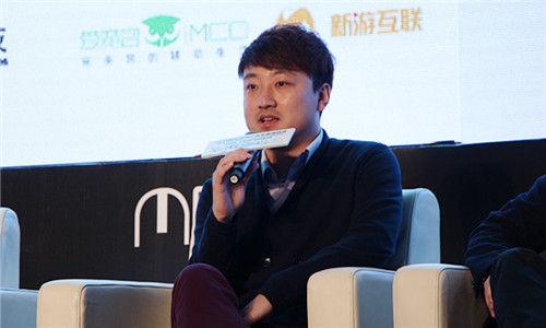 新浪游戏事业部副总经理杨振