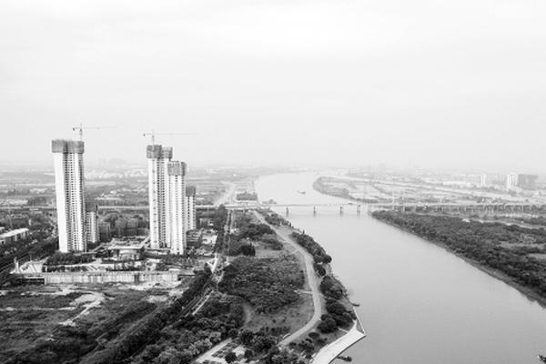 顺德东部新城推发展 路网建设成主打