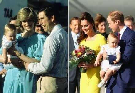 威廉王子和乔治王子